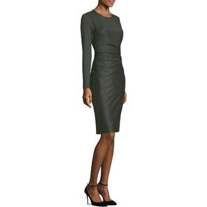 [MaxMara] Stretch Wool Dress